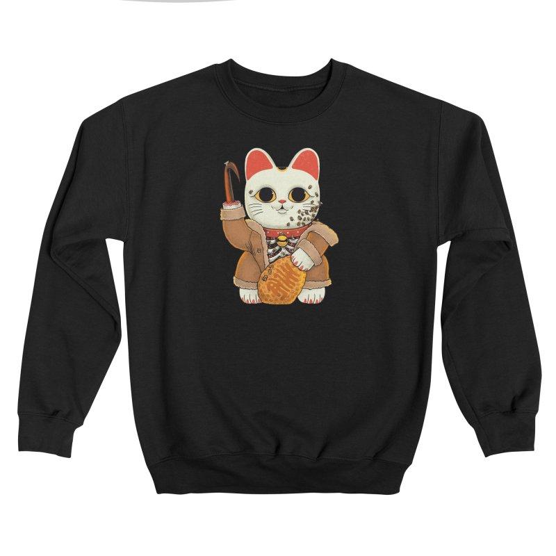 Lucky Candycat Women's Sweatshirt by Pepe Rodríguez