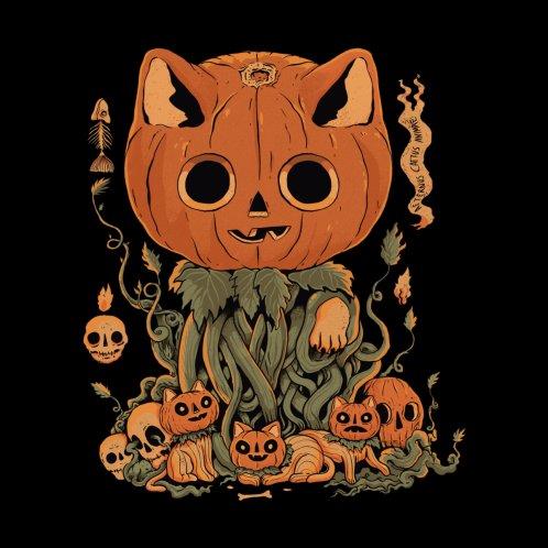 Design for The Great Pumpkin Cat