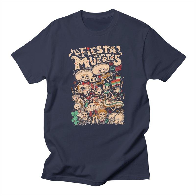 Dead party Men's T-Shirt by Pepe Rodríguez