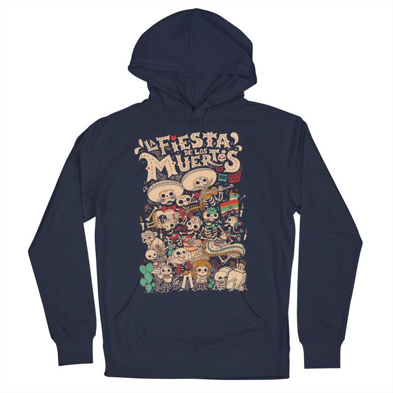 Dead party Women's Pullover Hoody by Pepe Rodríguez