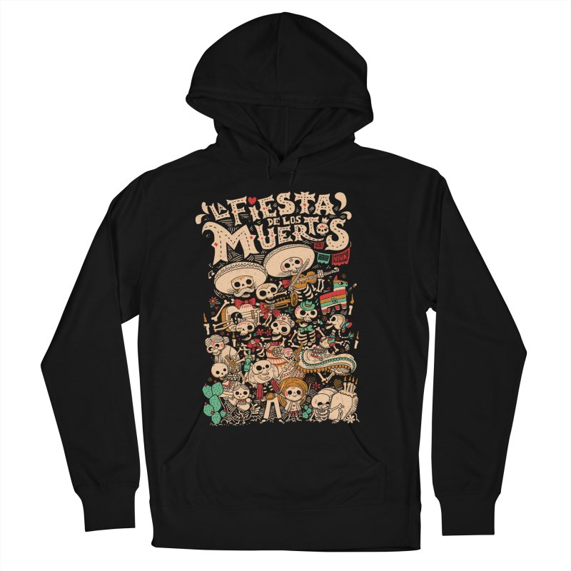 Dead party Men's Pullover Hoody by Pepe Rodríguez