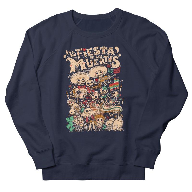 Dead party Women's Sweatshirt by Pepe Rodríguez
