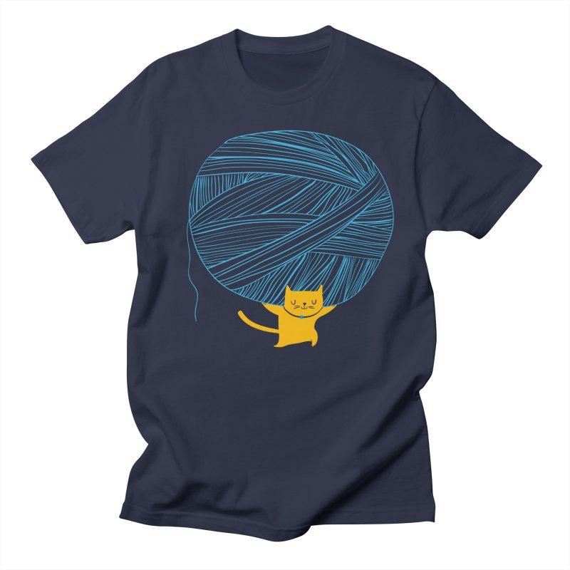 Catlas Men's T-shirt by Pepe Rodríguez