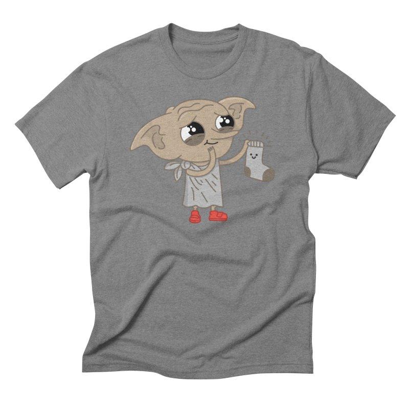Elf Men's Triblend T-shirt by Pepe Rodríguez
