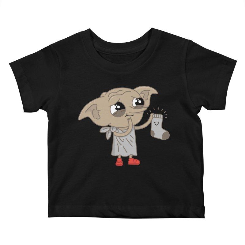 Elf Kids Baby T-Shirt by Pepe Rodríguez