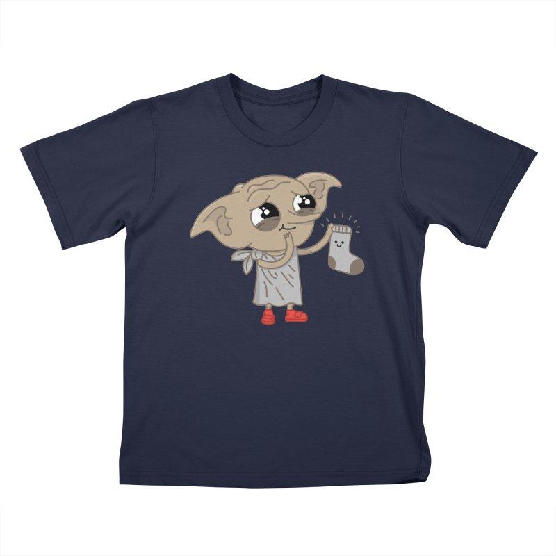 Elf Kids Toddler T-Shirt by Pepe Rodríguez