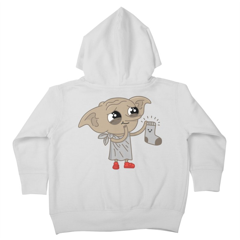 Elf Kids Toddler Zip-Up Hoody by Pepe Rodríguez