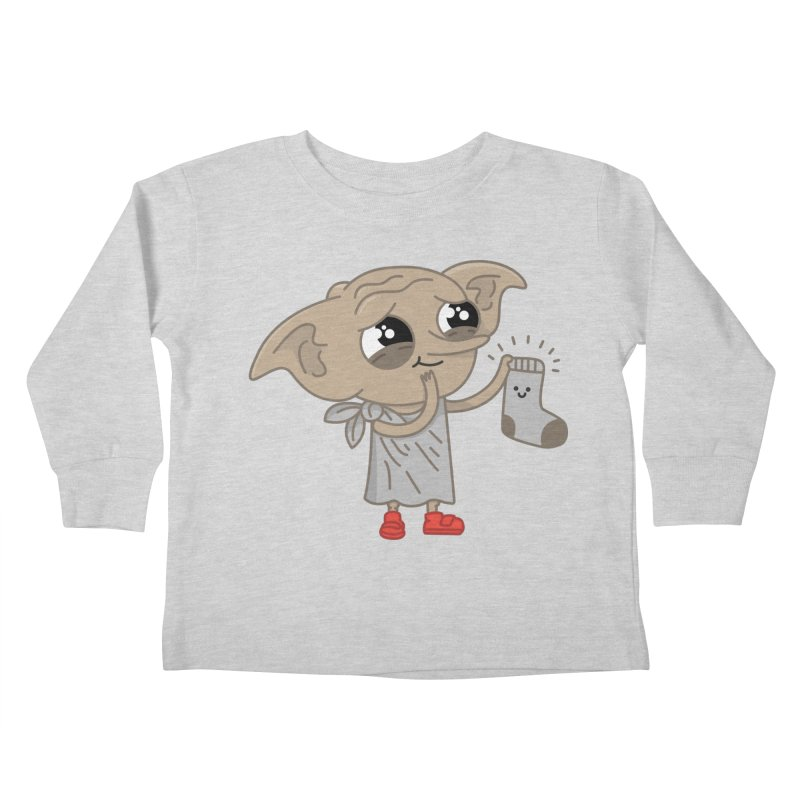 Elf Kids Toddler Longsleeve T-Shirt by Pepe Rodríguez