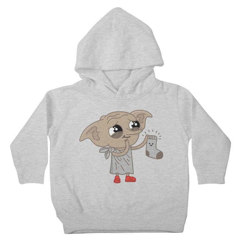 Elf Kids Toddler Pullover Hoody by Pepe Rodríguez