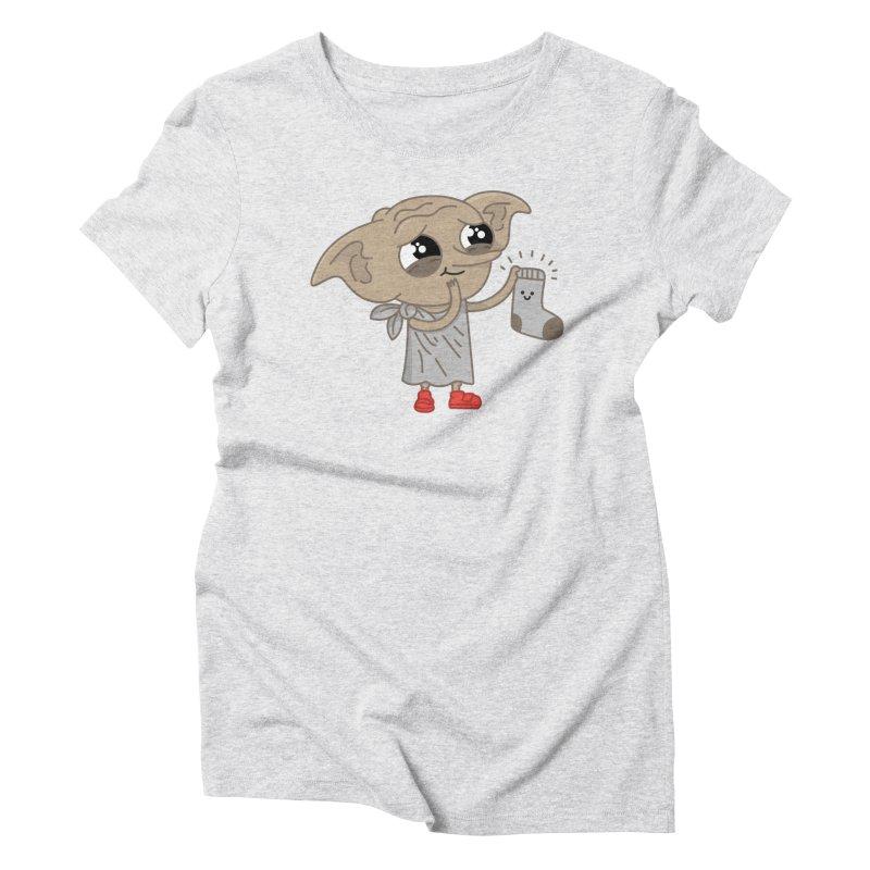 Elf Women's Triblend T-Shirt by Pepe Rodríguez