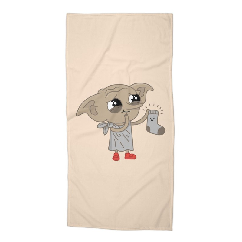 Elf Accessories Beach Towel by Pepe Rodríguez