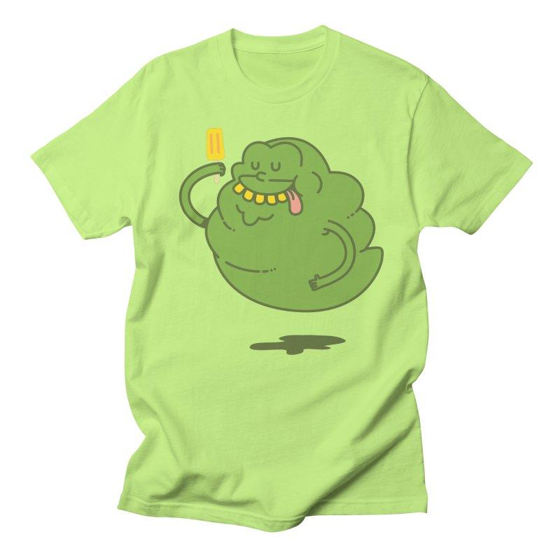 Lime Men's T-shirt by Pepe Rodríguez