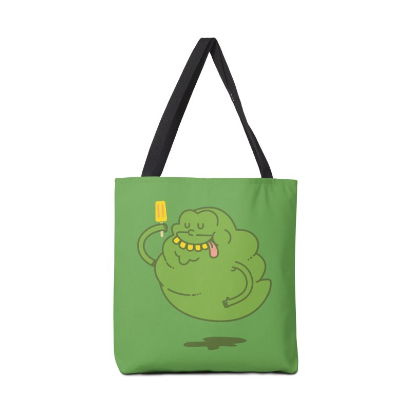 Lime Accessories Bag by Pepe Rodríguez