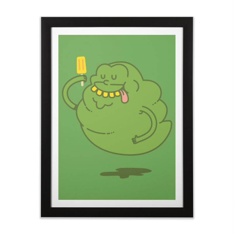 Lime Home Framed Fine Art Print by Pepe Rodríguez