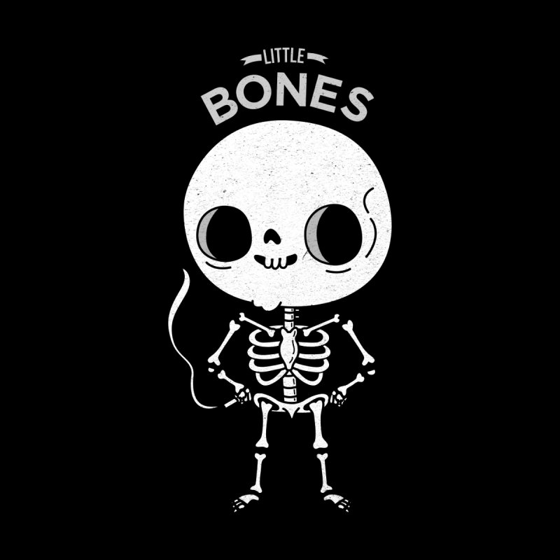Little Bones   by Pepe Rodríguez