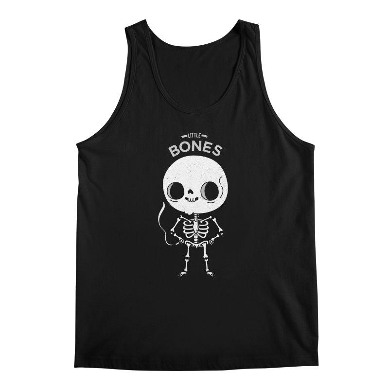 Little Bones Men's Tank by Pepe Rodríguez