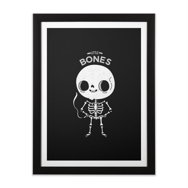 Little Bones   by Pepe Rodríguez