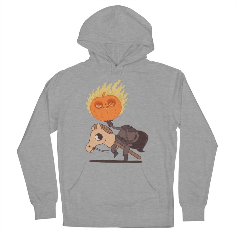 Spooky Rider Men's Pullover Hoody by Pepe Rodríguez