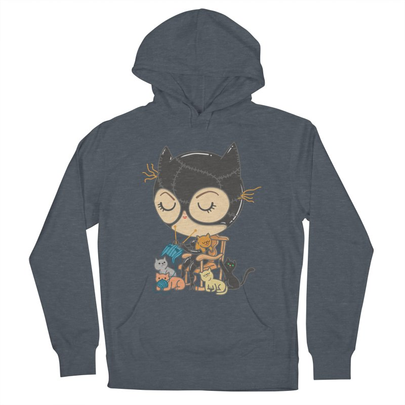 Cat Lady Women's Pullover Hoody by Pepe Rodríguez