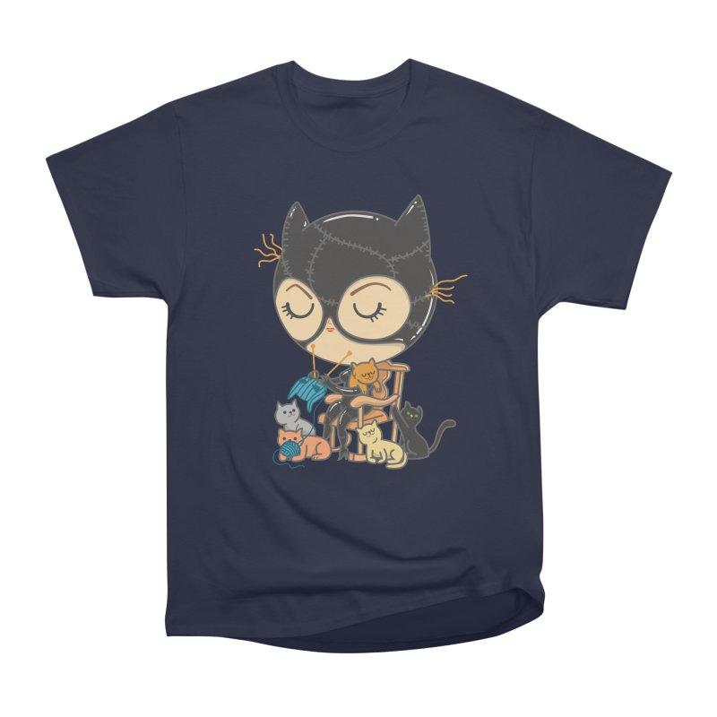 Cat Lady Women's Classic Unisex T-Shirt by Pepe Rodríguez