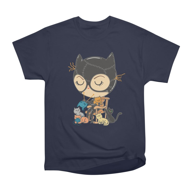 Cat Lady Men's Classic T-Shirt by Pepe Rodríguez