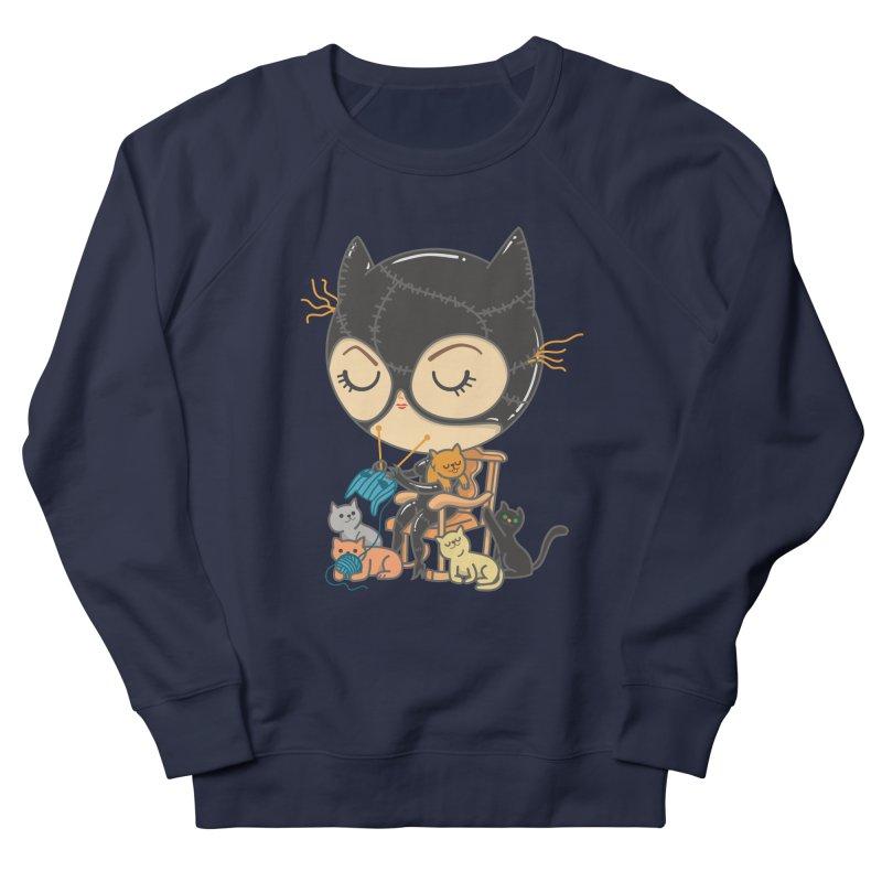 Cat Lady Women's Sweatshirt by Pepe Rodríguez