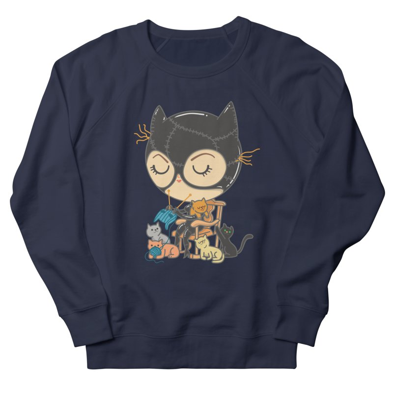 Cat Lady Men's Sweatshirt by Pepe Rodríguez