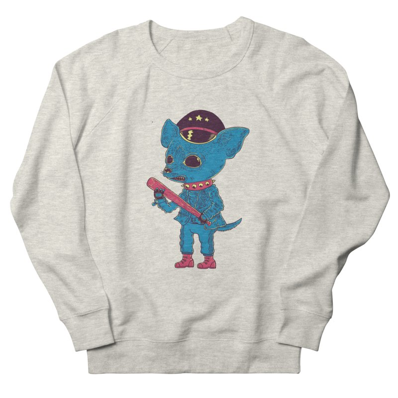 Bad chihuahua Men's Sweatshirt by Pepe Rodríguez