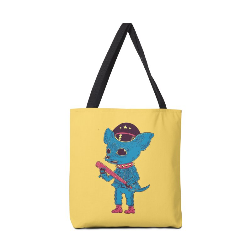 Bad chihuahua Accessories Bag by Pepe Rodríguez