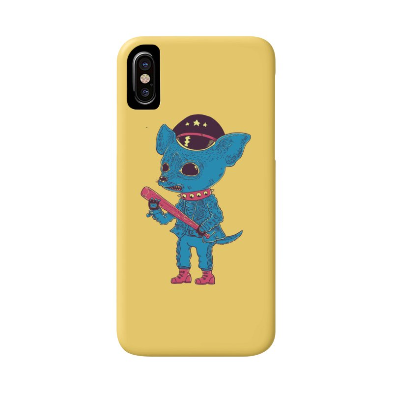 Bad chihuahua Accessories Phone Case by Pepe Rodríguez