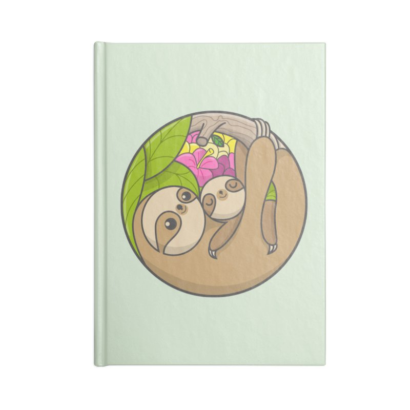 Blooming love Accessories Notebook by Pepe Rodríguez