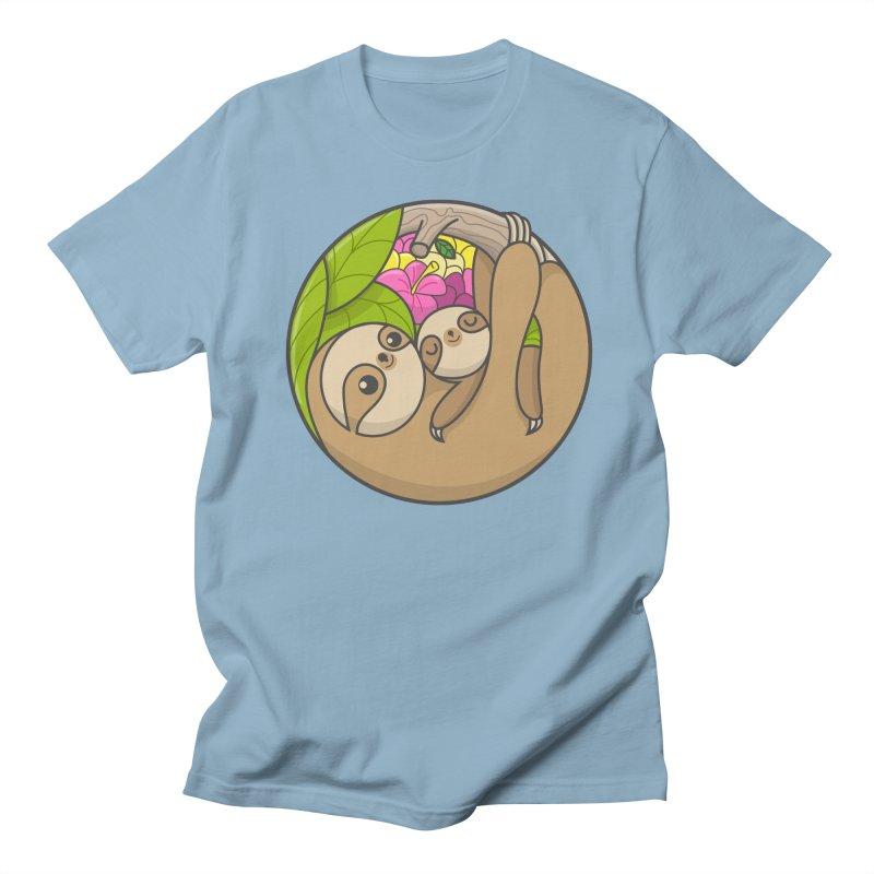 Blooming love Men's Regular T-Shirt by Pepe Rodríguez