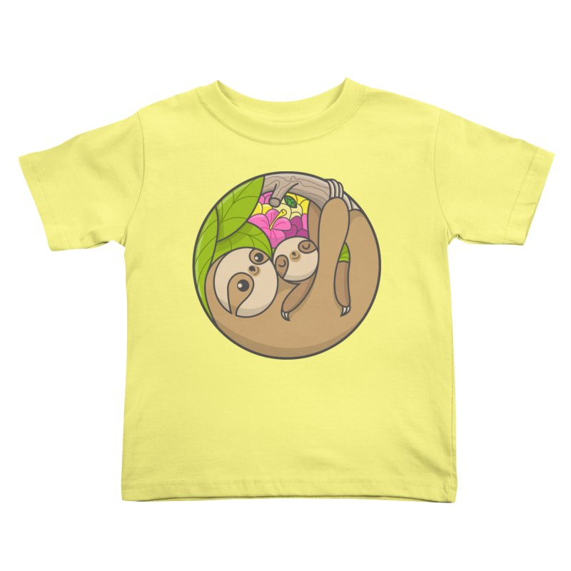Blooming love Kids Toddler T-Shirt by Pepe Rodríguez