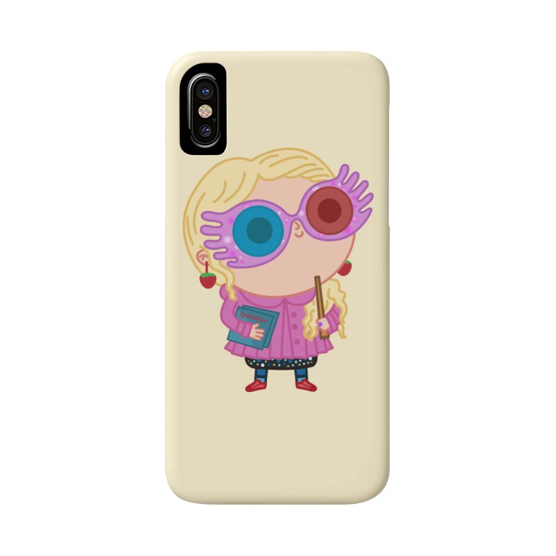 Luna Accessories Phone Case by Pepe Rodríguez