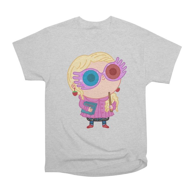 Luna Men's Classic T-Shirt by Pepe Rodríguez
