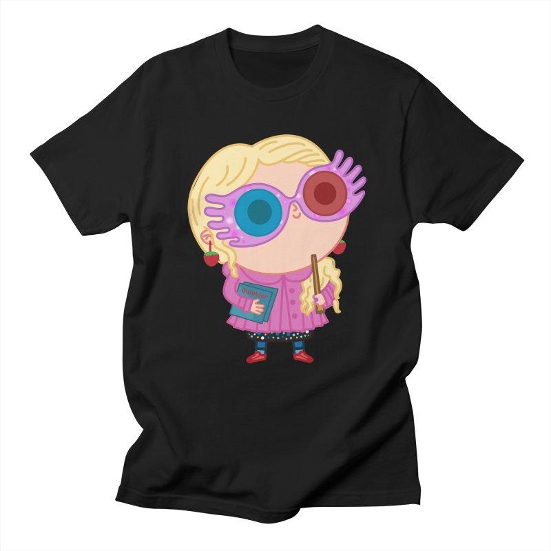 Luna Men's Regular T-Shirt by Pepe Rodríguez