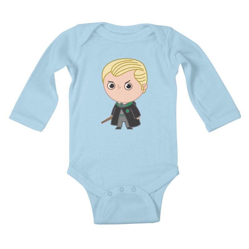 Draco Kids Baby Longsleeve Bodysuit by Pepe Rodríguez