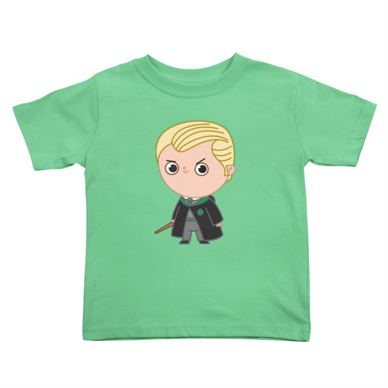 Draco Kids Toddler T-Shirt by Pepe Rodríguez