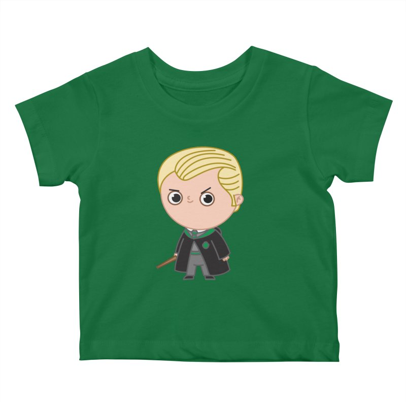 Draco Kids Baby T-Shirt by Pepe Rodríguez