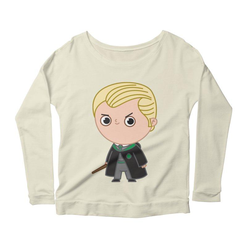 Draco Women's Scoop Neck Longsleeve T-Shirt by Pepe Rodríguez