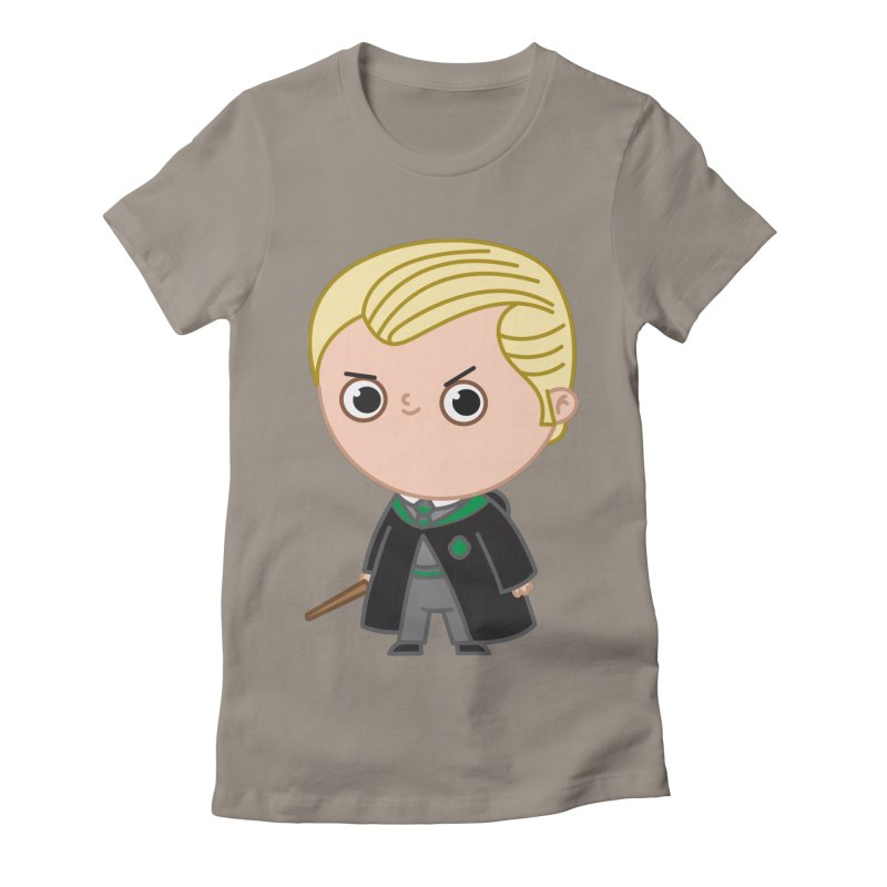 Draco Women's Fitted T-Shirt by Pepe Rodríguez