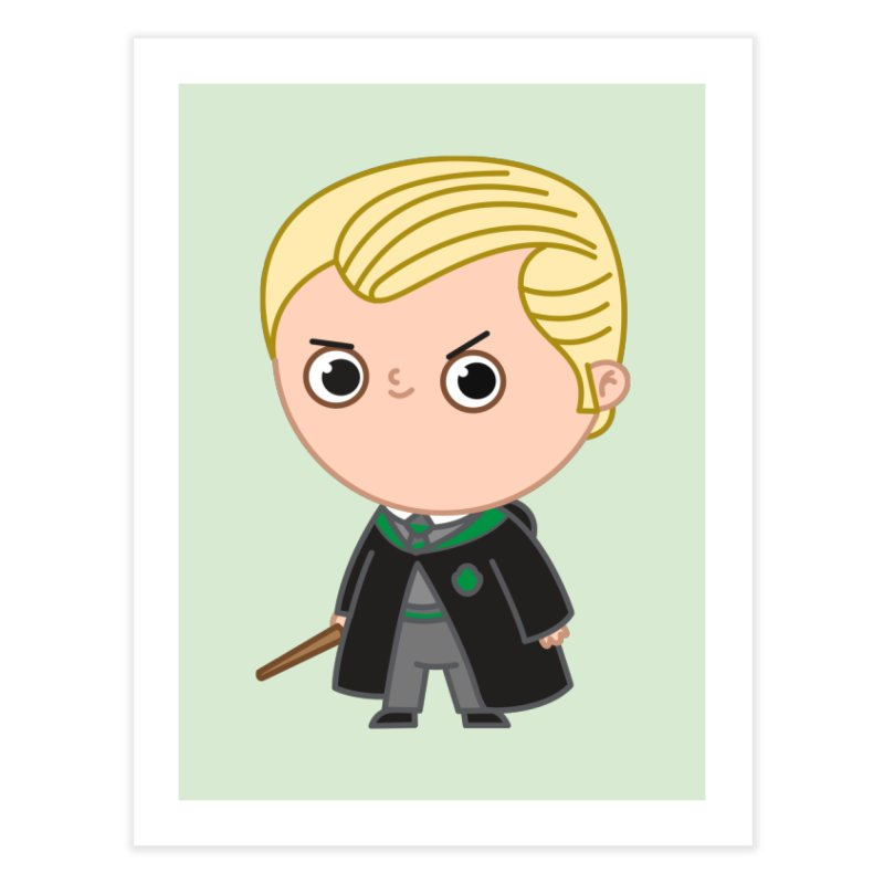 Draco Home Fine Art Print by Pepe Rodríguez