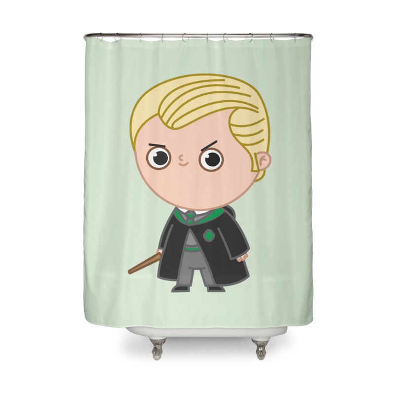 Draco Home Shower Curtain by Pepe Rodríguez