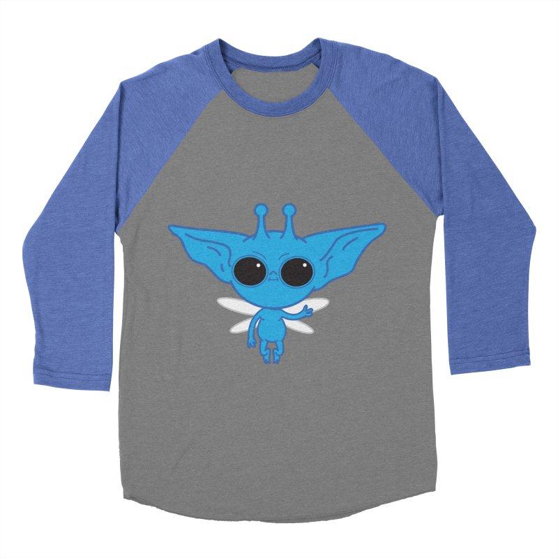 Pixie Women's Baseball Triblend Longsleeve T-Shirt by Pepe Rodríguez