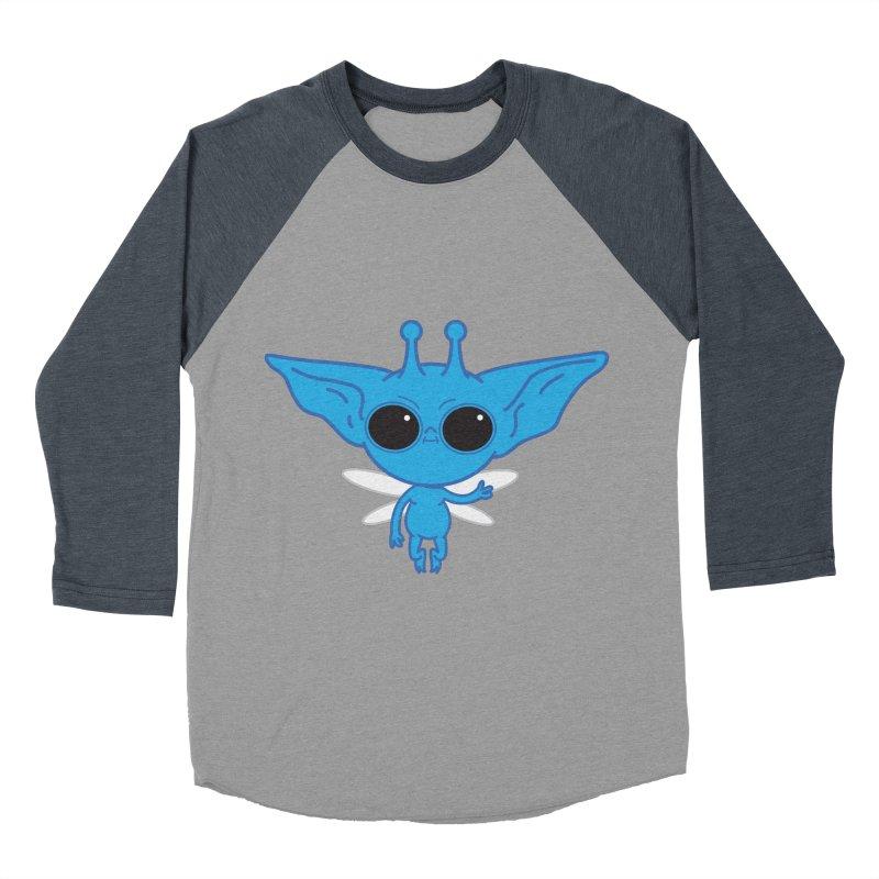 Pixie Men's Baseball Triblend Longsleeve T-Shirt by Pepe Rodríguez