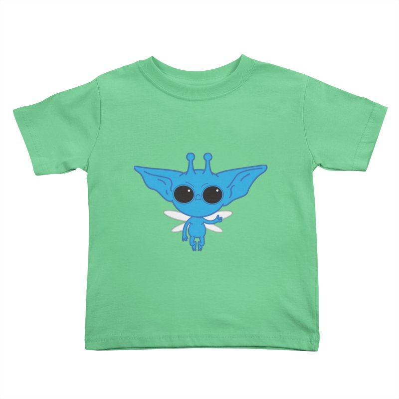 Pixie Kids Toddler T-Shirt by Pepe Rodríguez