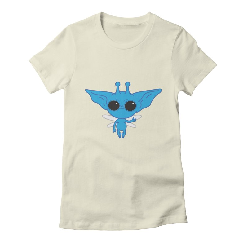 Pixie Women's Fitted T-Shirt by Pepe Rodríguez