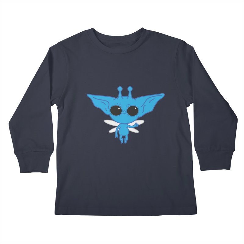 Pixie Kids Longsleeve T-Shirt by Pepe Rodríguez