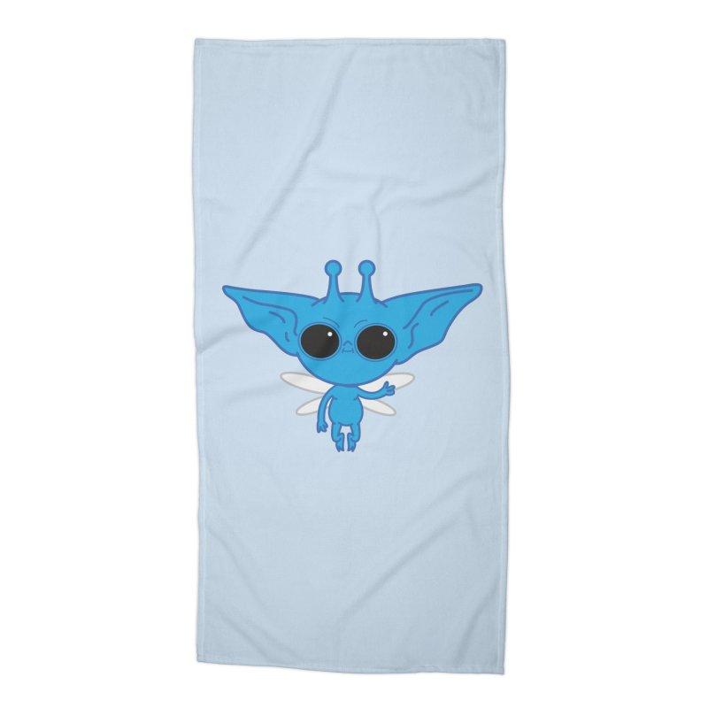 Pixie Accessories Beach Towel by Pepe Rodríguez