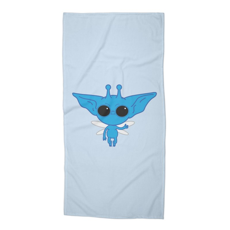 Pixie Accessories Beach Towel by Pepe Rodríguez